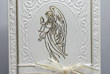 Cards Christmas SU Holy Triptych / by Soni Larson
