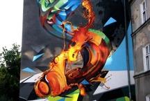 Street Art / by Zsolt Schvets