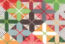 Patterns / by Rosanna West
