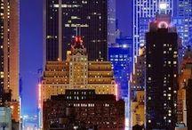 New York city / by Megan Loiacano