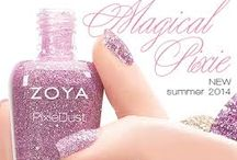 Zoya Nail Polish Magical Pixie - Summer / Zoya Nail Polish Magical Pixie Summer Collection! Textured Nail Polish! #beauty #nailpolish #zoyanailpolish Available on http://www.zoya.com / by Zoya Nail Polish
