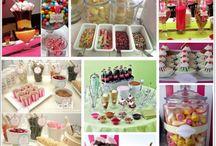 School Party Ideas / by Holly Callahan-Buckner