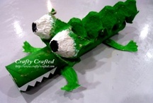 Alligator Unit / by Nikki Rosenzweig Hinkle