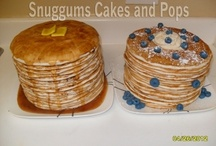 cakes done by others / by Mit'chelle Wilson