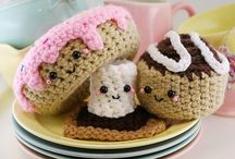 Crochet food / by Kirsten Herranes