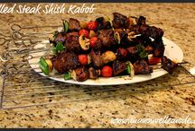 Kabob it / by Wendy Rozee DEntremont