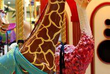 giraffes / by Melissa Wild