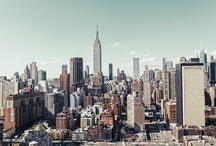 New York City- My Home Sweet Home / by Pat from the blog Mille Fiori Favoriti