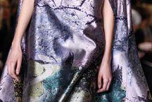 Textiles & Textures / Textile prints, fabric designs / by Cindy Neisler