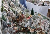 Christmas Villages / by Roxann Suits