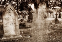 Made/up..to..some---Believable to me--I have seen real 1's and graveyards,Dark  stuff.. / by Donna ~~~