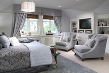 Master Bedroom  / by Theja Reese