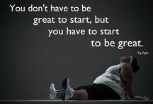 Motivation / by Brandi Oglesby