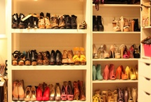 organize my shoes / by Cindy Conde