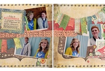 scrapbooking / by Becky Day