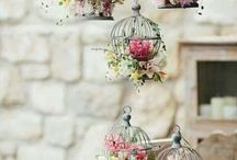 ~Bird Cage Love!~ / They are everywhere and they are beautiful! / by Tammy Maria Settles