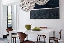 Inspiration: Cherner Dining / by YLiving