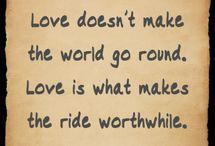 Words of wisdom: / by Paula McClain Loewen