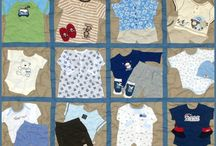 Wee Quilts / These adorable quilts exemplify another one exclusive service.  / by Campus Quilt Company