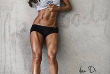 Fitness girls / by Abhaya Lorefire