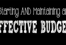 Budget Planning / by Valerie Occhipinti