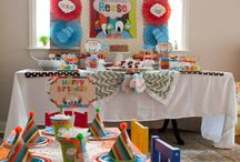 Monster BD party / by Roxanne Becker