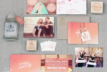A few Awesome Wedding Stationary Sets / by Trina Lewis