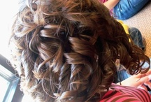 hair styles / by Christy Franks