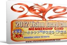 Vision Board A Month Club  / by Joyce Schwarz