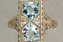 Aquamarine Jewelry / by Peter Suchy Jewelers