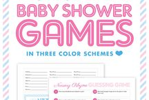 Baby Shower Planning / Baby shower for Baby Z :) / by Kimberly Torgersen