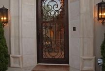 Front Doors / by Beth Steiner