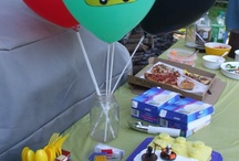 Birthday party / In being the insane mom that I am I love to go all out for my boys birthdays!! / by Danielle Krivda
