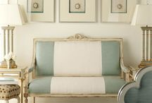 Settee / by Online Interior Design