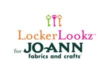 LockerLookz for JoAnn Fabrics and Crafts / by Darice