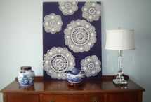 Doilies / by Linda Richards