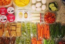 Realistic healthy eating  / by Krystal White