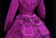 Costume History / by Professor Pisano
