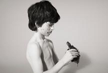 BLACK-BLANC / by Jin Tso