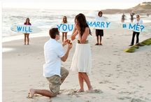 popping the question, guys! / perfect ways to propose / by Ashley Rosenberry
