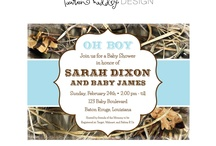 Ashley Baby Shower / by Emily Denson