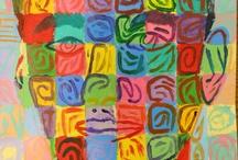 Chuck Close Project / by Trish Swoboda