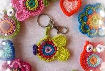 Crochet items / by Idania Vences