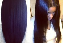 Its a hair thing prt2 / by Nae Pointer