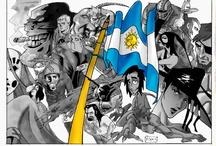 HISTORIETA ARGENTINA / by CRISTIAN
