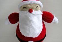 Christmas crochet 3 / di Julia Pellow