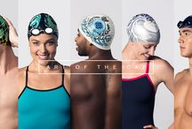 Art of the Cap / Swimming and creativity are coming together to create positive change in the world. Art of the Cap, our exclusive athlete/artist collaboration, launches 12.09.13. #ArtoftheCap www.speedousa.com/artofthecap / by Speedo USA