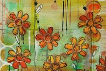 Art Journaling / by Milda Hadaway