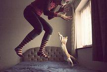 cat lady / by Blair Harris