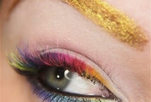Makeup and nails!! / by Rachel Jowers